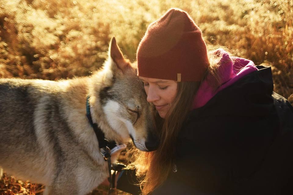 S Krušnoholkou Štěpánkou Kadlecovou o životě a stopování vlků
